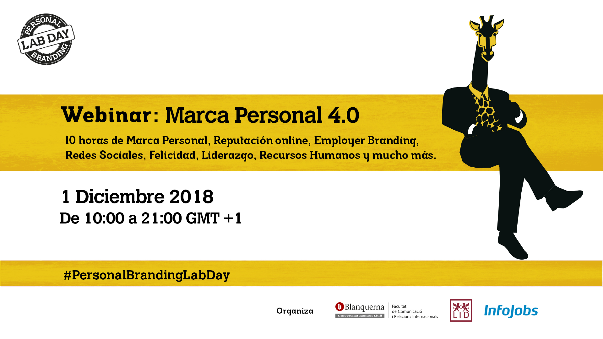 cartel personal branding lab day 2018